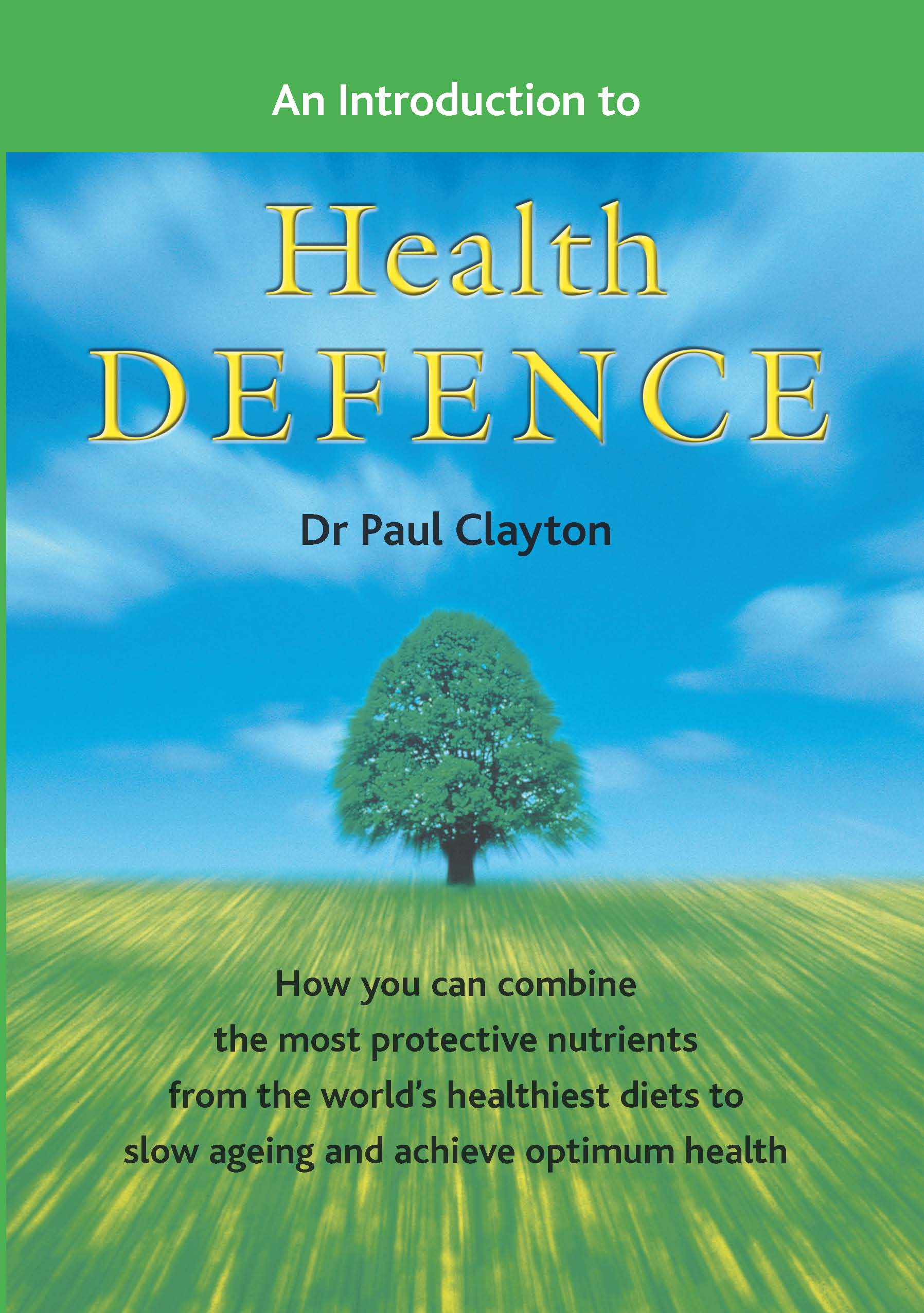 Health Defence best-selling book