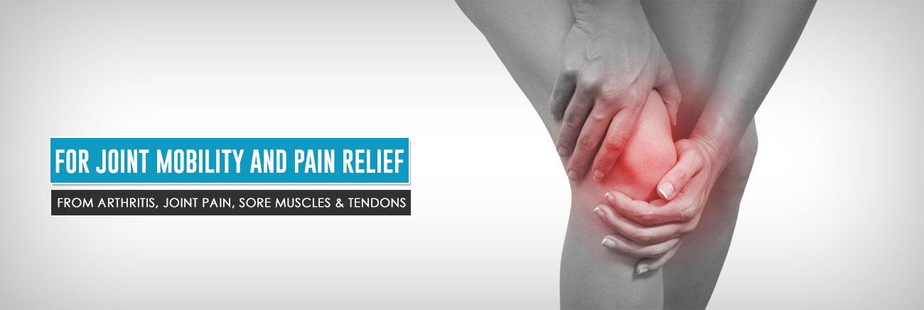 Arthritis Pain in Knee | Jointshield Supplement from Uni-Vite Healthcare