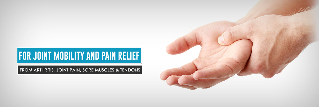 Arthritis Pain in Wrist | JointShield