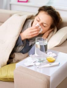 Probiotics can boost effectiveness of flu shots