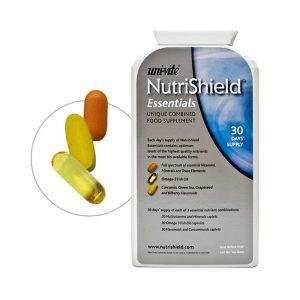 NutriShield Essentials Daily Supplement 30-day