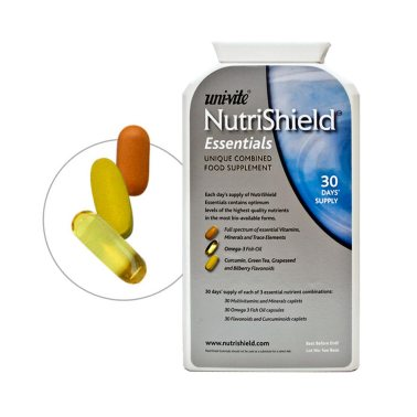 NutriShield Essentials Daily Supplement 30-day