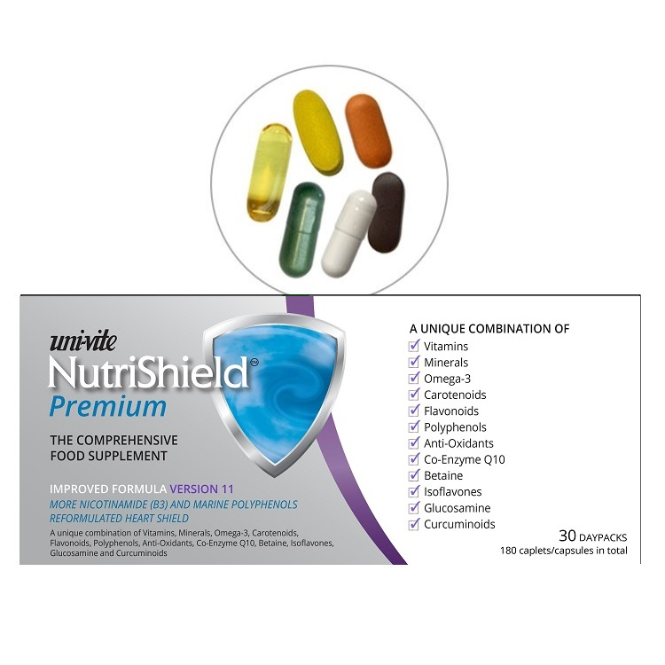 NutriShield Premium for over 50s 30-day-pack