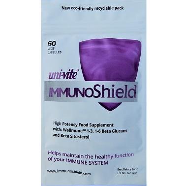 ImmunoShield 60s - Uni-Vite Healthcare